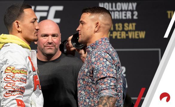 Análisis para apostar en el UFC 236: Holloway Vs Poirier 2