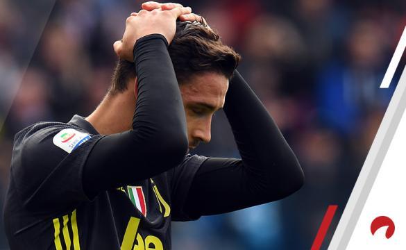 Mattia De Sciglio Odds to Win 2018-19 Serie A soccer Italy