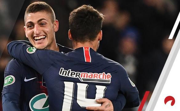 Marco Verratti PSG vsMonaco Betting Odds Preview Ligue 1 soccer France