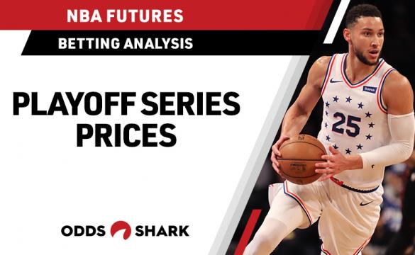 NBA Playoff Series Prices April 19, 2019
