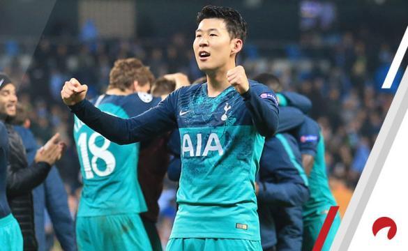 OddsShark Son Heung Min Tottenham Hotspur Soccer Picks