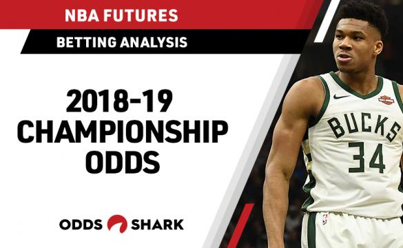 NBA Championship Odds April 25, 2019