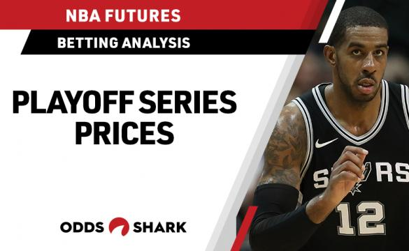 NBA Playoff Series Prices April 23, 2019