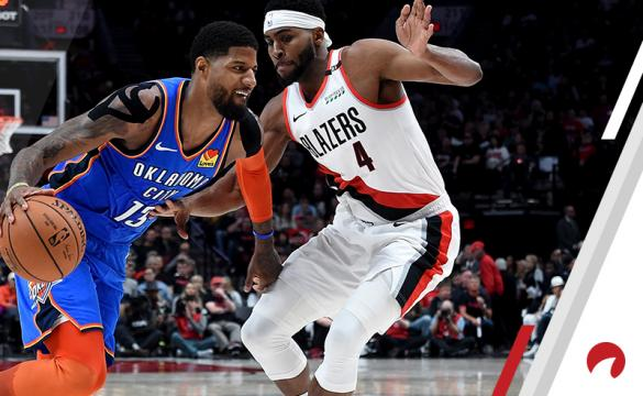 Oklahoma City vs Portland Betting Odds