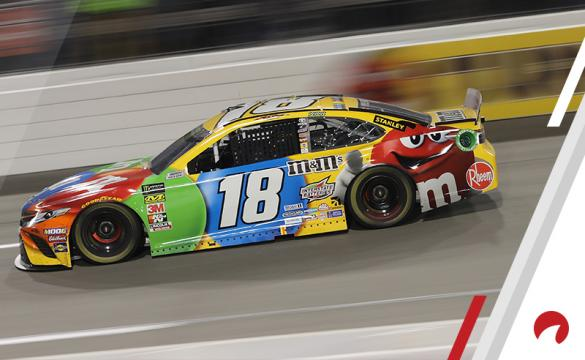 Kyle Busch is the favorite in the Talladega Superspeedway Odds.