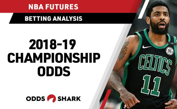 270fb3df301 NBA Betting News. NBA Championship Odds April 30
