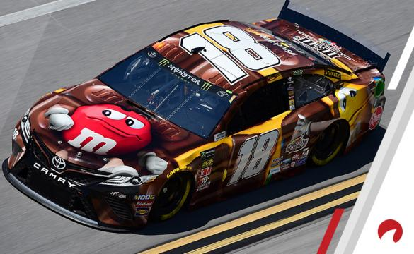 Kyle Busch is the favorite in the Dover Speedway Odds.