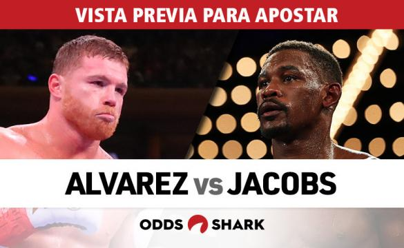 Previa y pronóstico para apostar en el Saúl Canelo Álvarez Vs Daniel Jacobs