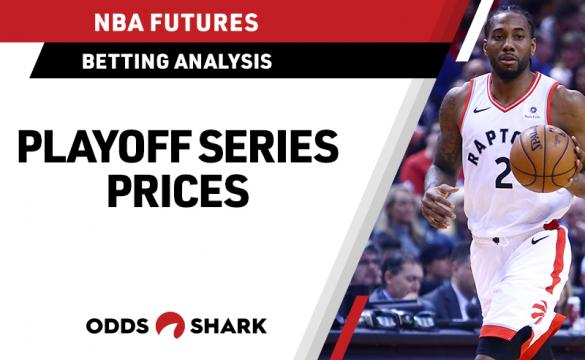 NBA Playoff Series Prices May 7, 2019