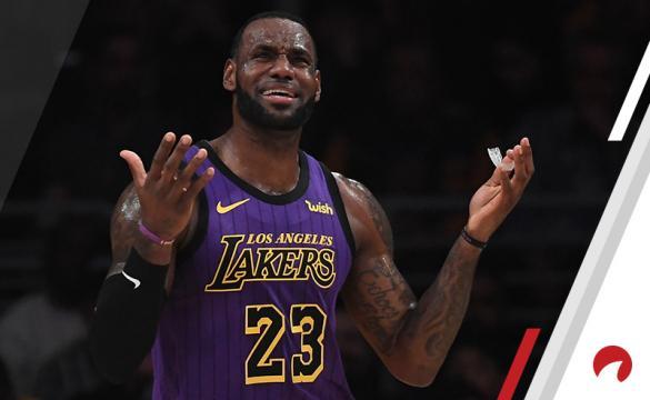 LeBron James Trade Betting Odds May 9 2019