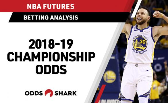 NBA Championship Odds May 11, 2019