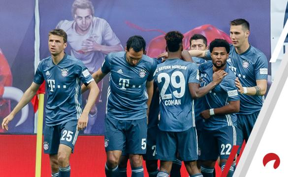 Leon Goretzka Bayern Munich Odds to Win 2018-19 Bundesliga title Germany soccer