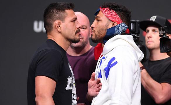 Análisis para apostar en el UFC Fight Night 152: Dos Anjos Vs Lee