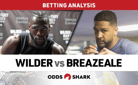 Boxing: Wilder vs Breazeale Odds