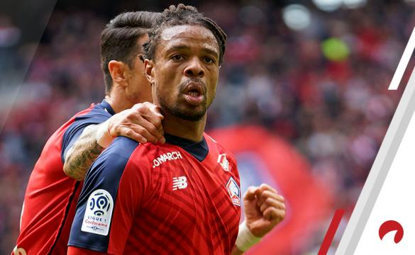 Loic Remy Lille vsAngers Betting Odds Preview Ligue 1 soccer France