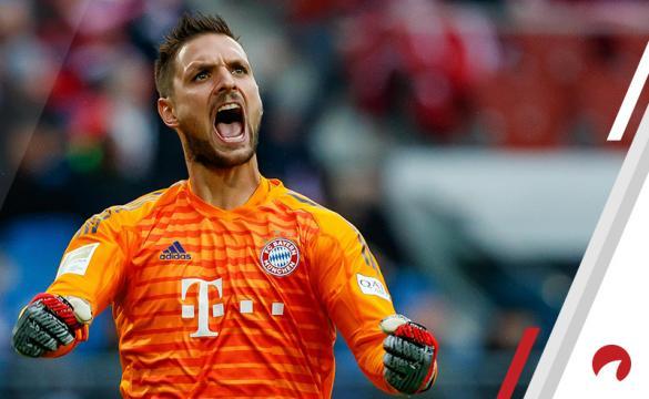 Sven Ulreich Bayern Munich vsEintracht Frankfurt Betting Odds Preview Bundesliga soccer Germany