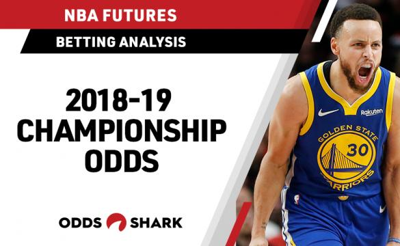 NBA Championship Odds May 21, 2019