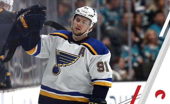 San Jose vs St. Louis Betting Odds