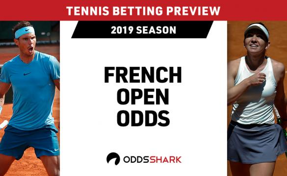 French Open Tennis Odds May 22, 2019