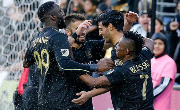 Previa para apostar en el Los Angeles FC Vs Montreal Impact de la MLS 2019