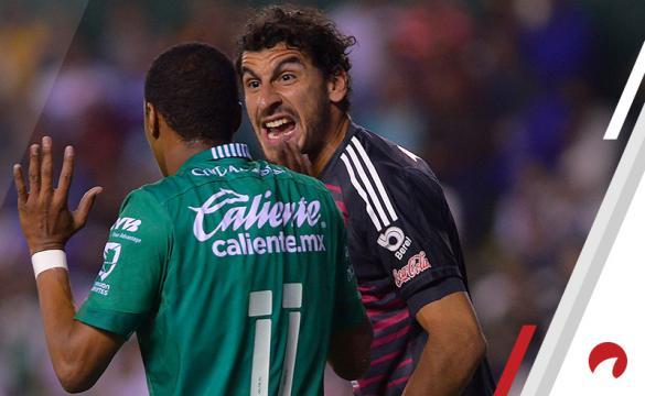 Yairo Moreno Nahuel Guzman Tigres UANL vs Club León Betting Odds Preview Liga MX Clausura final first leg soccer Mexico