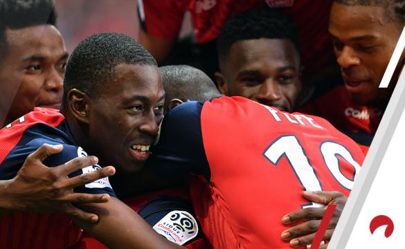 Nicolas Pepe Rennes vsLille Betting Odds Preview Ligue 1 soccer France