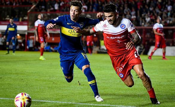Previa para apostar en el Boca Juniors Vs Argentinos Juniors de la Copa de la Superliga Argentina 2019