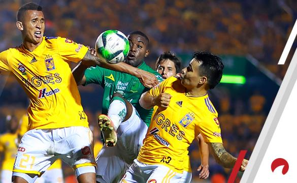 Joel Campbell Francisco Meza Lucas Zelarayan Club León vs Tigres UANL Betting Odds Preview Liga MX Clausura soccer Mexico