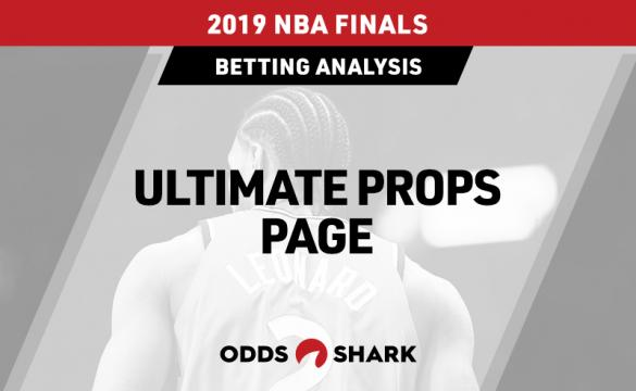 2019 NBA Finals: Ultimate Props Page