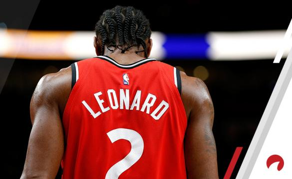 Kawhi Leonard Betting Odds May 29, 2019