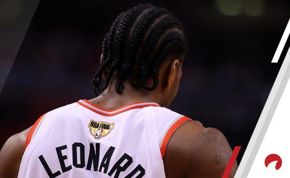 NBA Finals MVP Award Betting Odds June 10, 2019