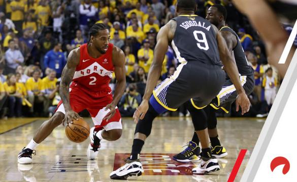 Previa para apostar en el Juego 5 de las finales entre Toronto Raptors Vs Golden State Warriors de la NBA 2018-19
