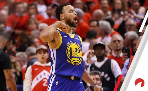 Previa para apostar en el Juego 6 de las finales entre Golden State Warriors Vs Toronto Raptors de la NBA 2018-19