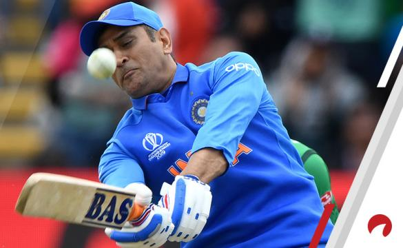 MS Dhoni 2019 Cricket World Cup Betting India vs Pakistan