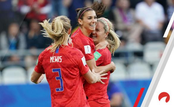 Favoritos por las casas de apuestas para ganar el Mundial femenino de fútbol de Francia 2019