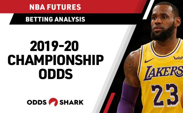 NBA Championship Odds June 15, 2019