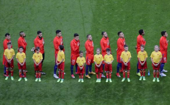 Seleção Chilena em 2017