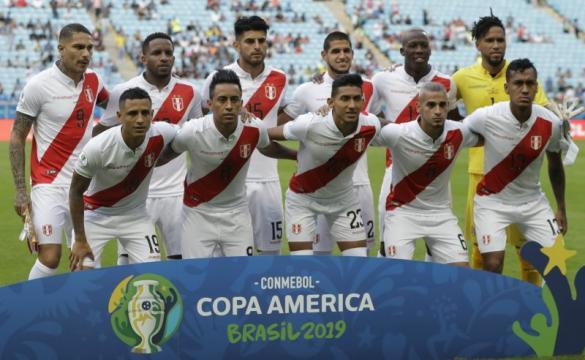 Seleção do Peru