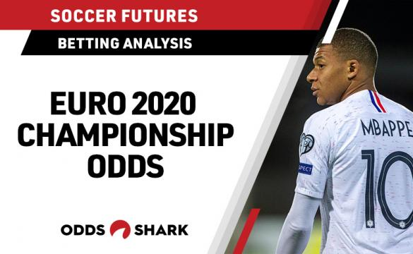 Kylian Mbappe France Euro 2020 Betting