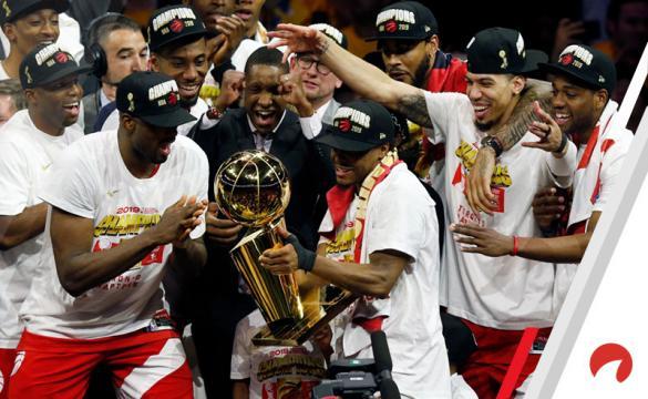 Favoritos por las casas de apuestas para ganar la NBA 2019-20