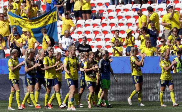 Seleção Suéca