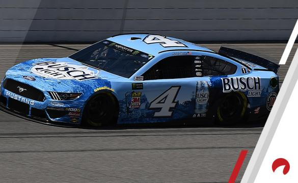Kevin Harvick is the favorite in the Sonoma Raceway odds