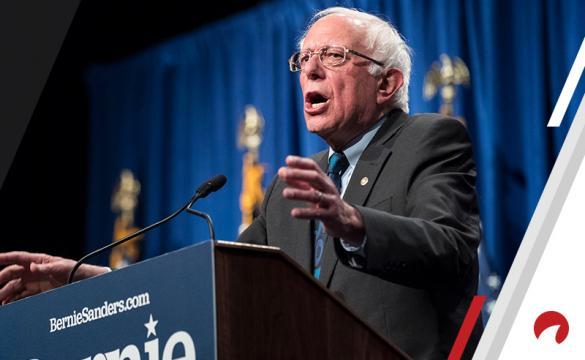 2019 Democratic Party Debate Bernie Sanders Betting Props