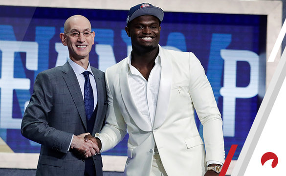NBA Rookie Of The Year Betting Odds Zion Williamson 2019