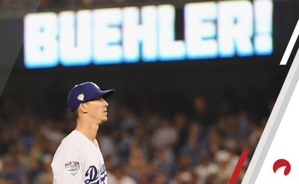 Walker Buehler Ferris Bueller Las Vegas Expert Betting Picks MLB