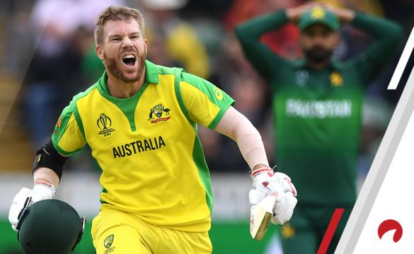 David Warner 2019 Cricket World Cup Betting Odds England vs Australia