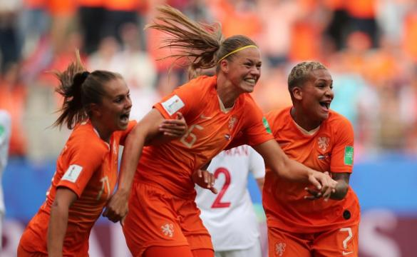 Seleção Holandesa