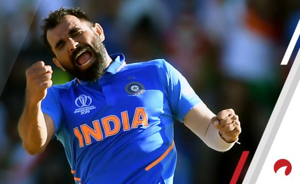 Mohammed Shami 2019 Cricket World Cup Betting Odds West Indies vs India