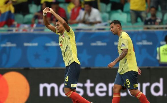 Seleção Colombiana