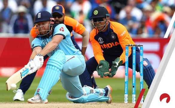 Jonny Bairstow MS Dhoni 2019 Cricket World Cup Betting Odds Bangladesh vs India